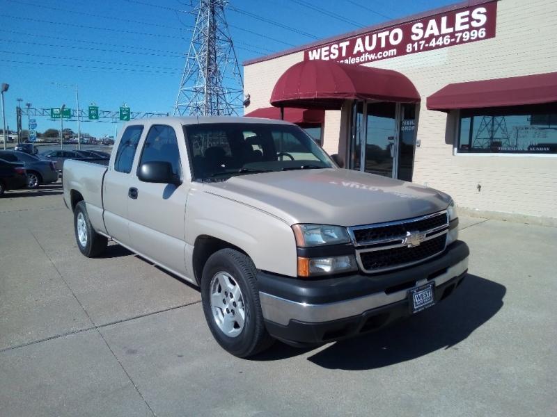 Chevrolet Silverado 1500 Classic 2007 price $7,000 Cash