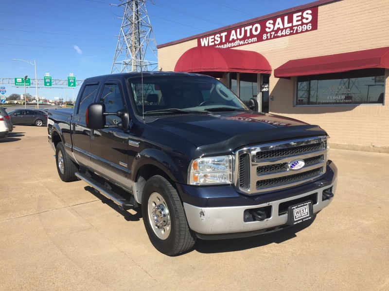 Ford Super Duty F-250 2005 price $7,500 Cash