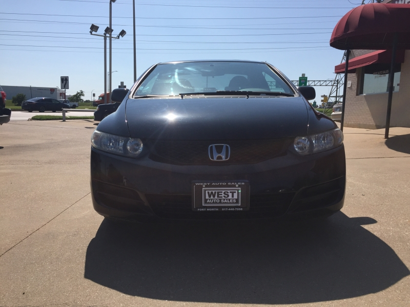 Honda Civic Cpe 2009 price $5,500 Cash