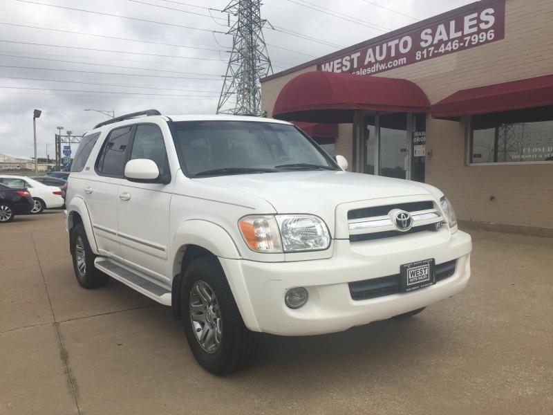 Toyota Sequoia 2006 price $5,500 Cash