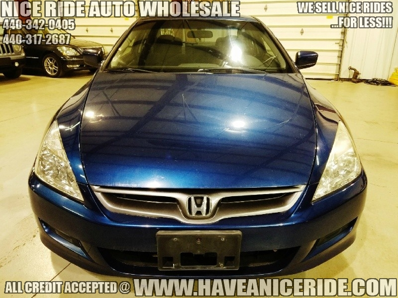 Honda Accord Cpe 2007 price $5,300