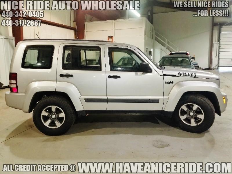 Jeep Liberty 2008 price $6,200