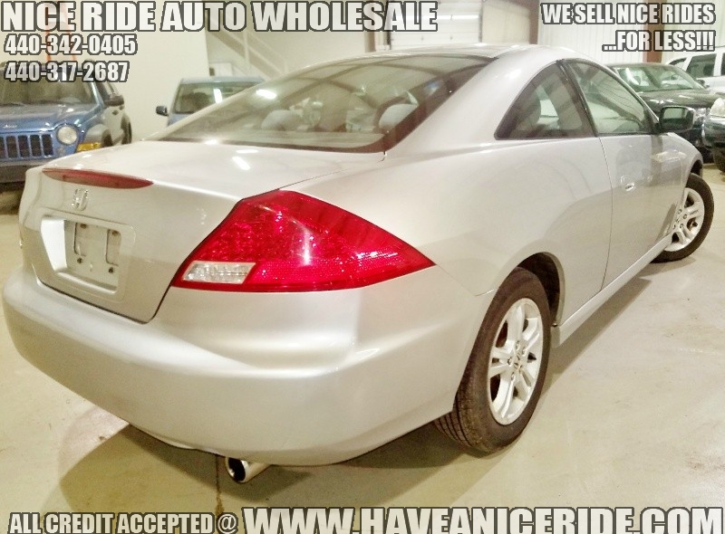 Honda Accord Cpe 2007 price $5,700