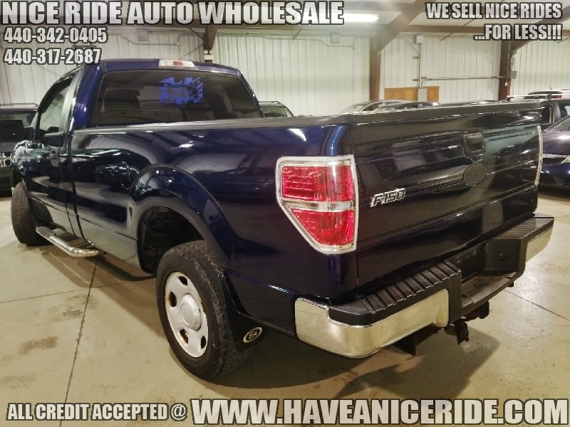 Ford F-150 2009 price $7,980