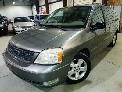 Ford Freestar Wagon 2006