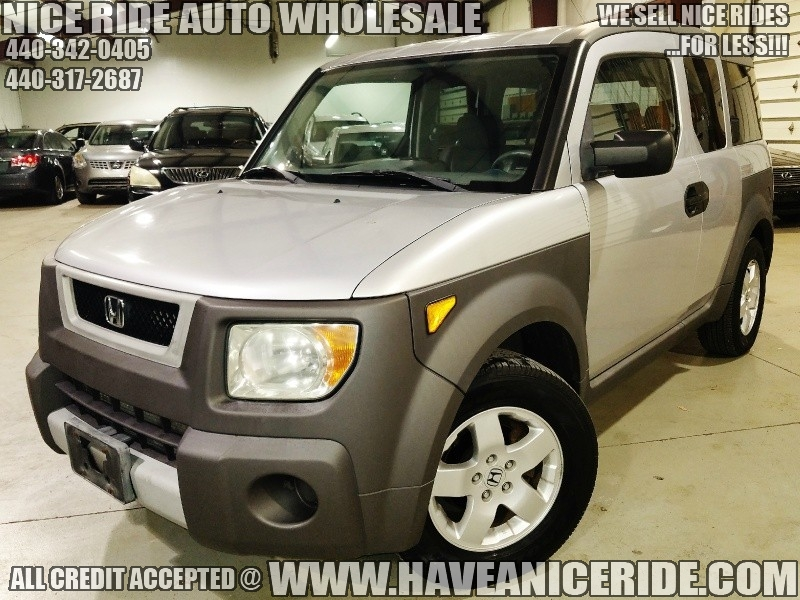 Honda Element 2003 price $5,900