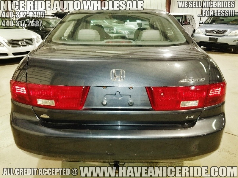 Honda Accord Sdn 2005 price $4,950