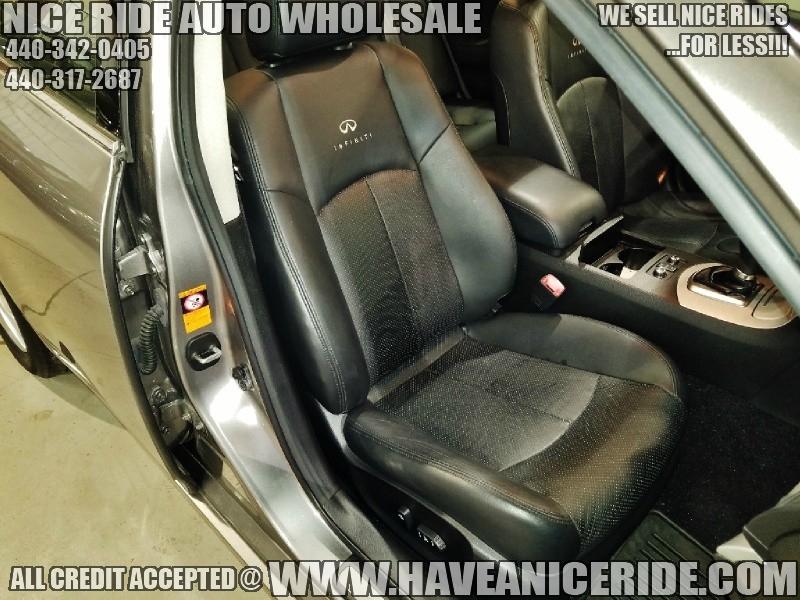 Infiniti G37 Sedan 2009 price $9,000