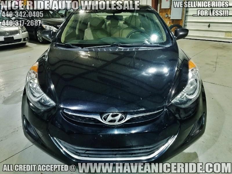 Hyundai Elantra 2013 price $6,900