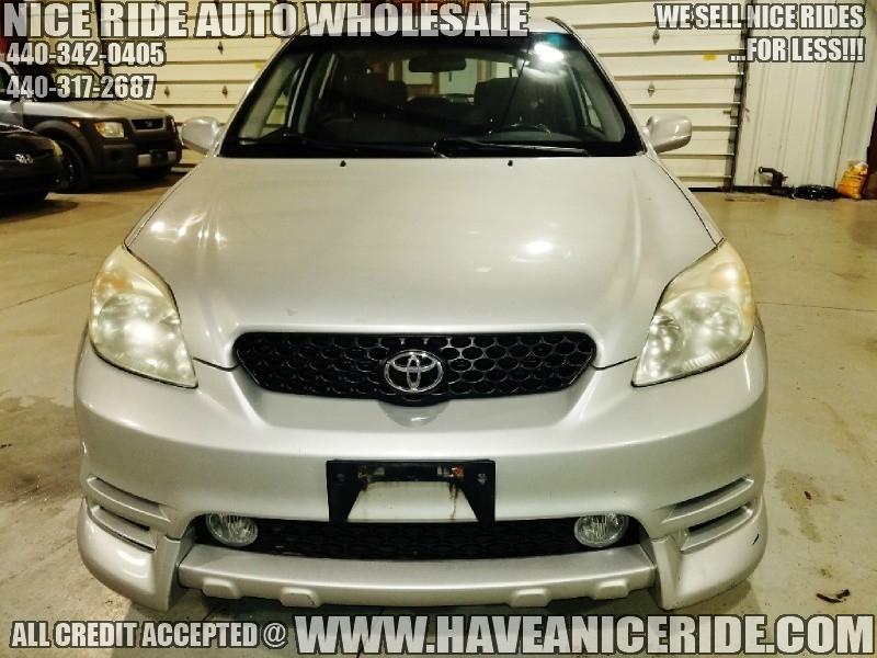 Toyota Matrix 2003 price $4,980
