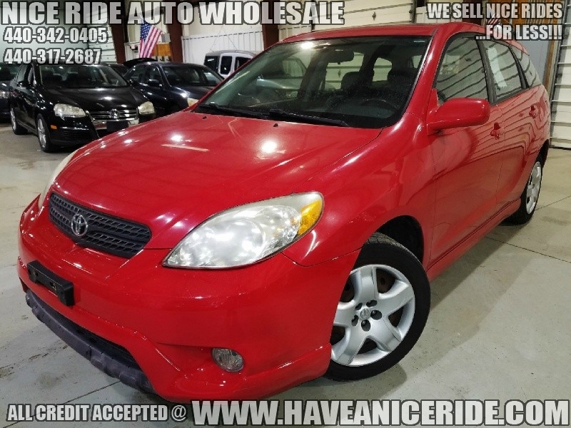 Toyota Matrix 2005 price $4,300