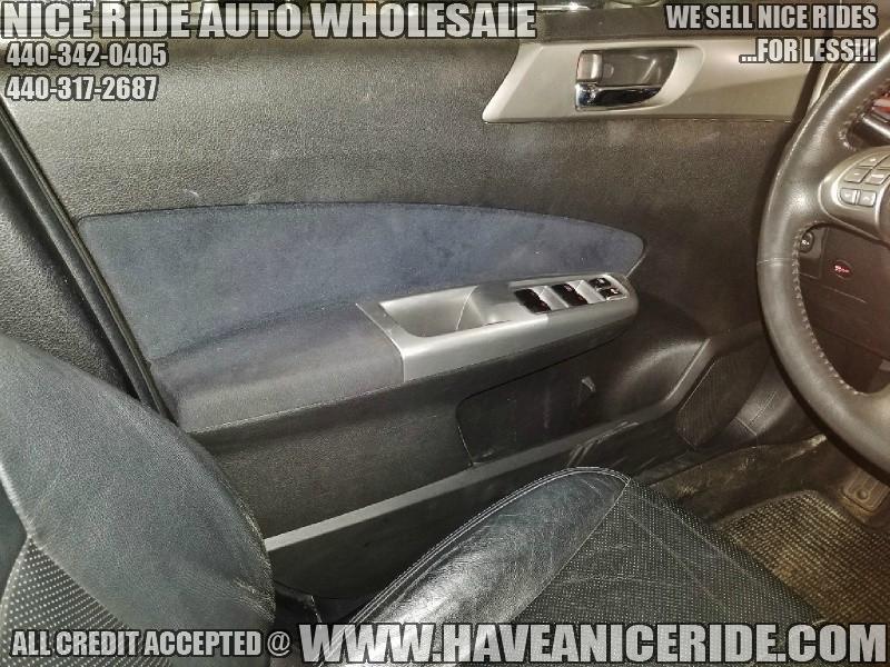 Subaru Forester (Natl) 2009 price $6,980