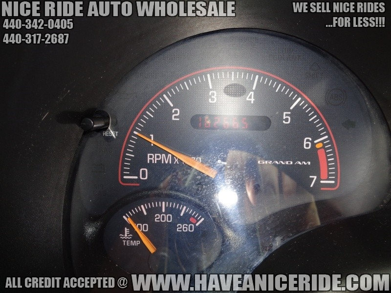 Pontiac Grand Am 2005 price $700