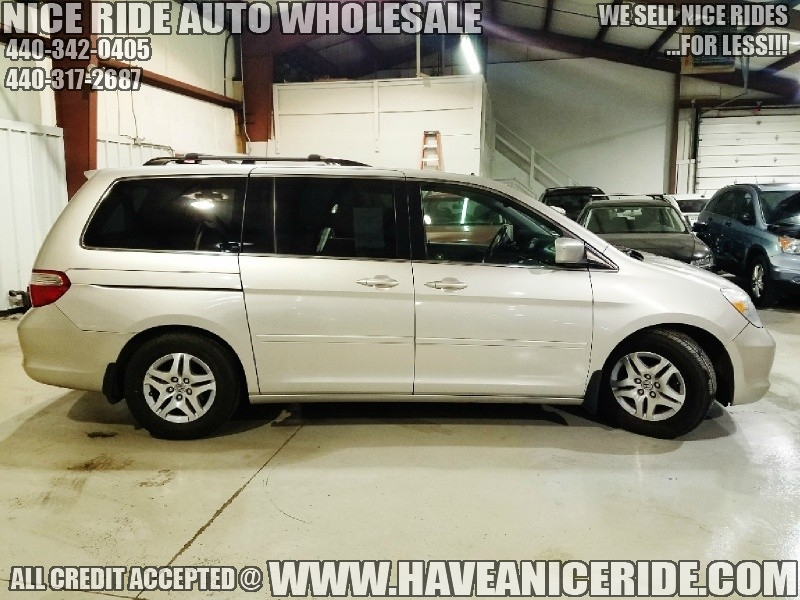 Honda Odyssey 2007 price $5,900