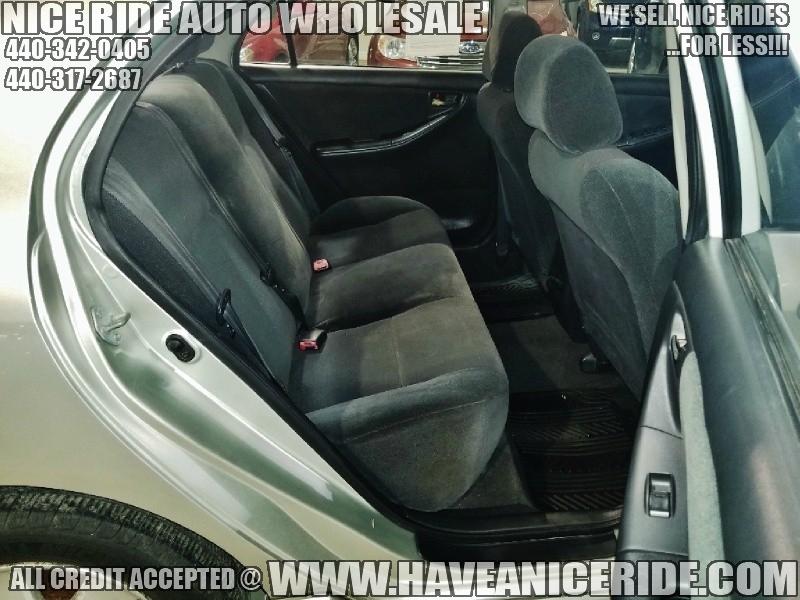 Toyota Corolla 2004 price $3,800