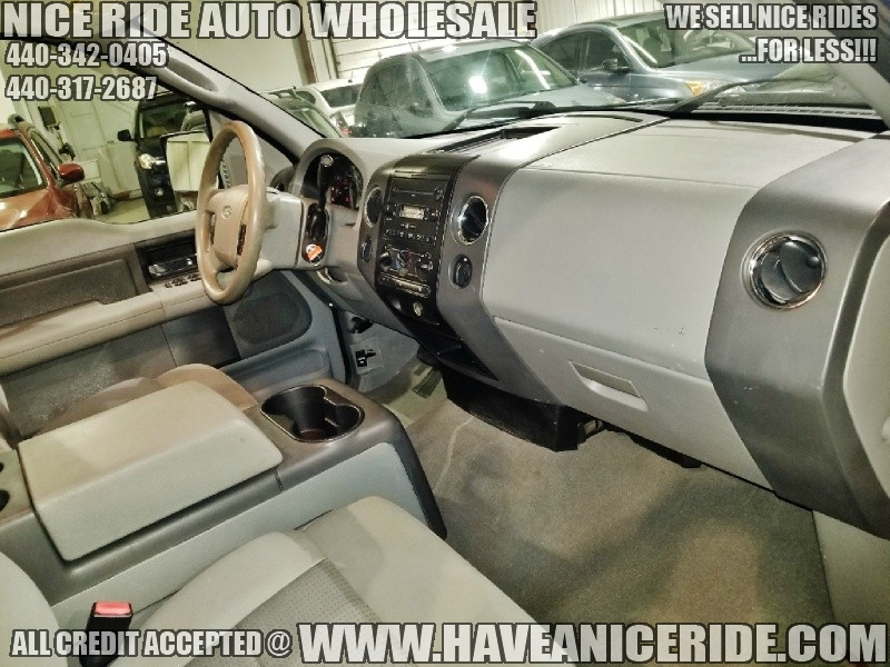 Ford F-150 2007 price $7,400