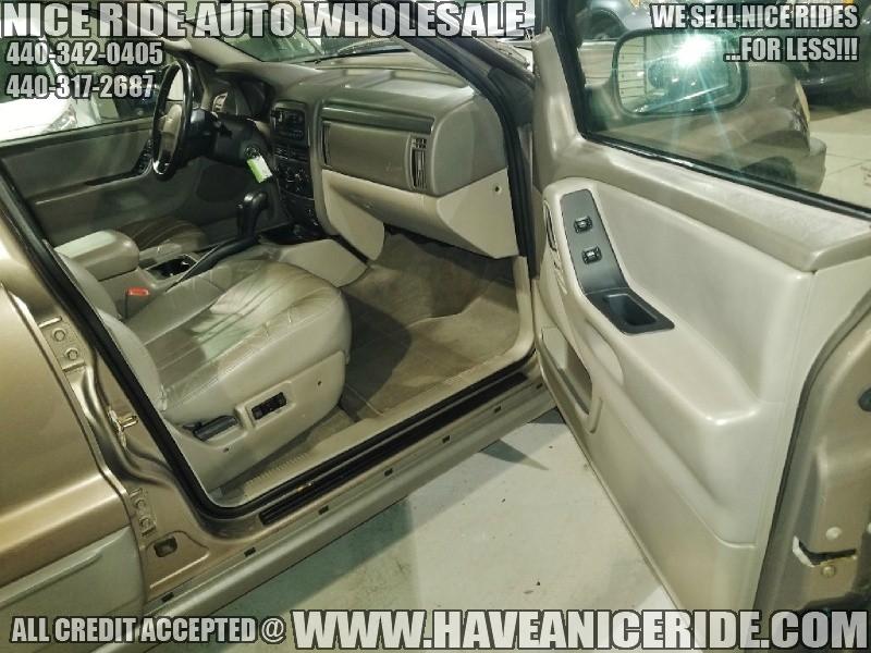 Jeep Grand Cherokee 2002 price $4,500