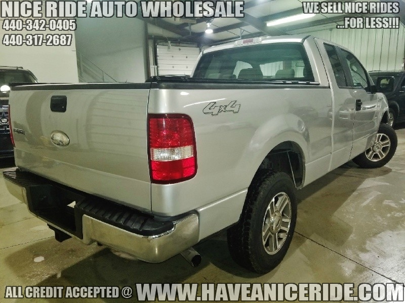 Ford F-150 2008 price $8,800