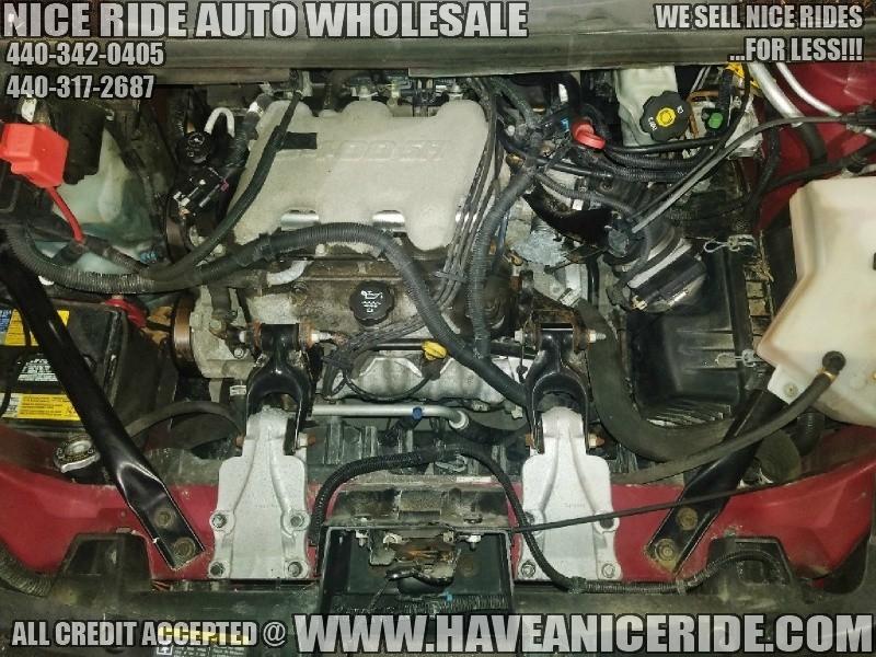 Buick Rendezvous 2005 price $4,500