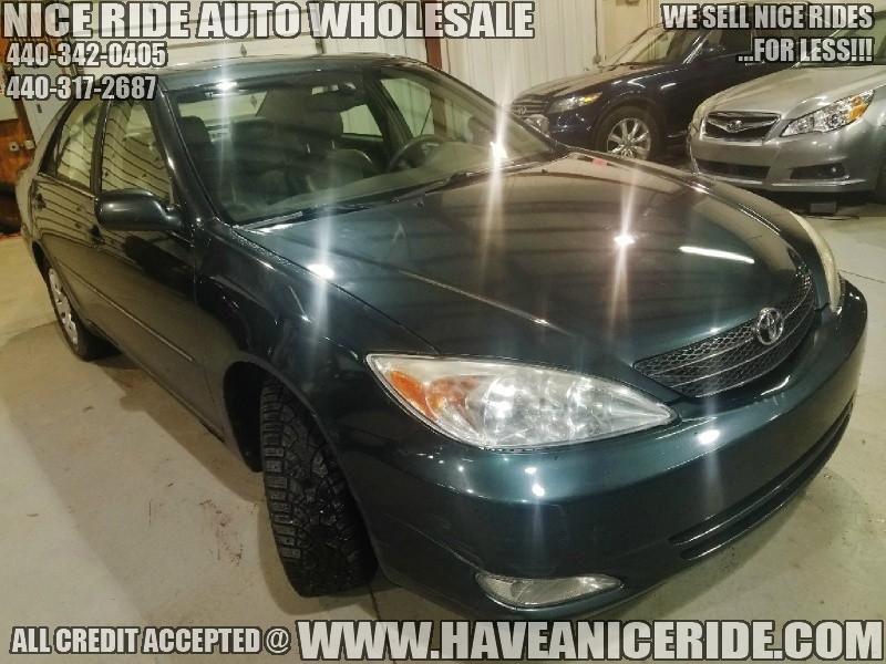 Toyota Camry 2003 price $4,300