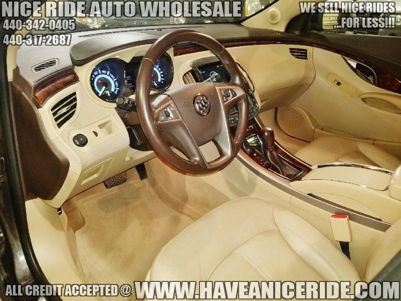 Buick LaCrosse 2013 price $9,750