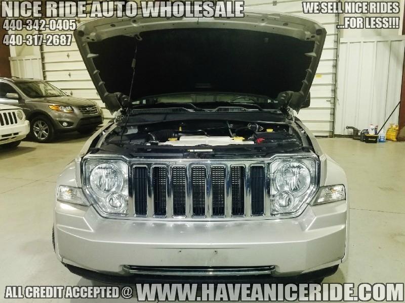 Jeep Liberty 2009 price $6,450