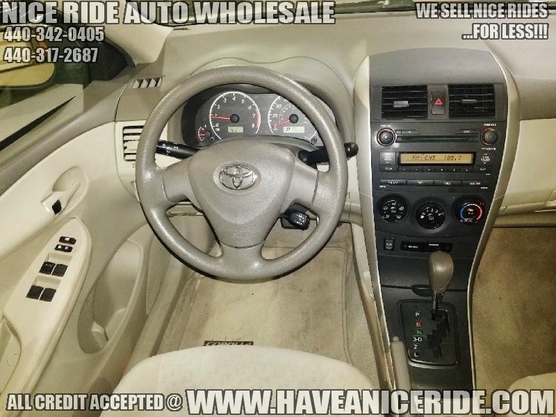 Toyota Corolla 2009 price $5,250