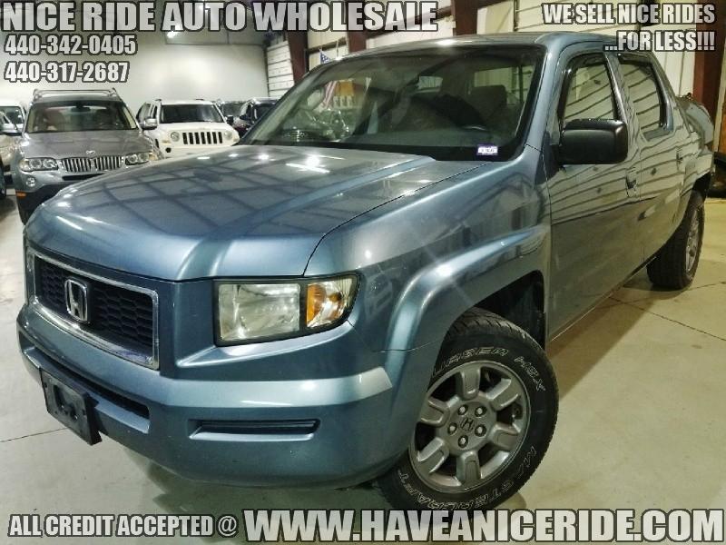 Honda Ridgeline 2008 price $9,450