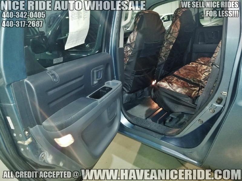 Honda Ridgeline 2008 price $9,950