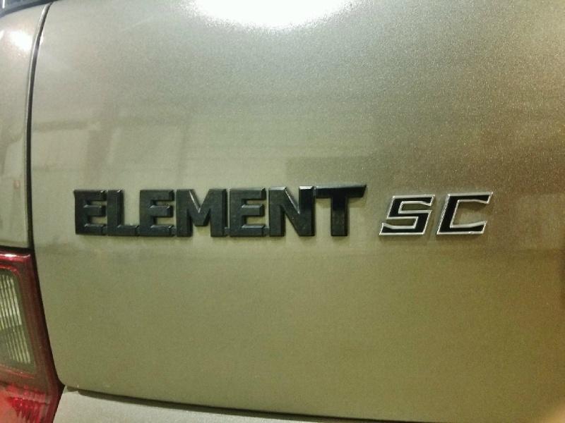 Honda Element 2007 price $6,850