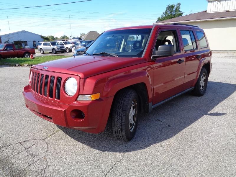 Jeep Patriot 2008 price $1,950
