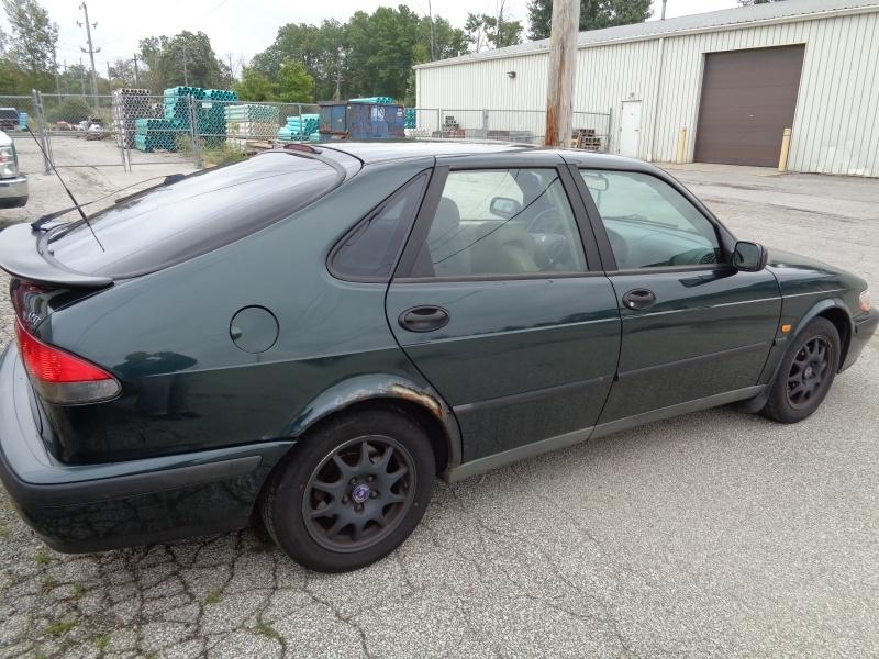 Saab 9-3 2000 price $1,200