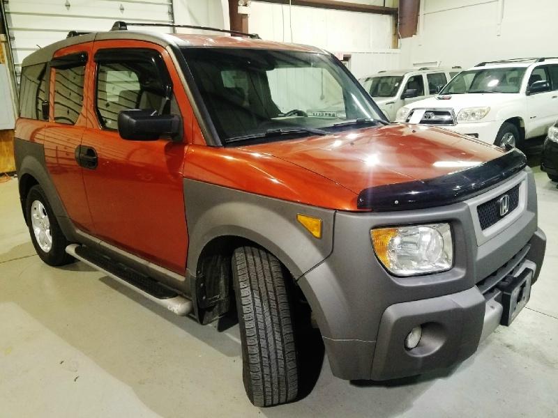 Honda Element 2004 price $4,750