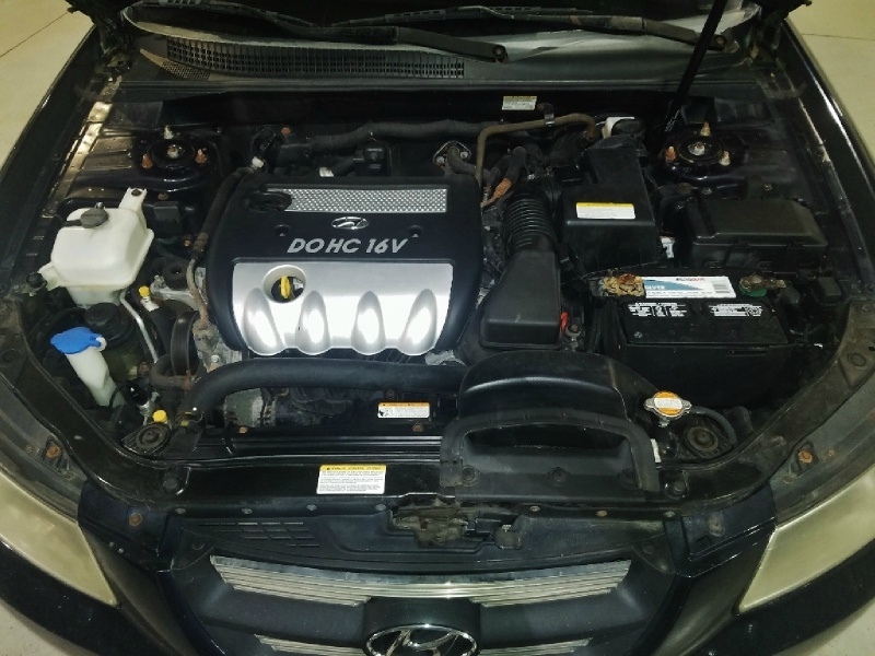 Hyundai Sonata 2007 price $3,900