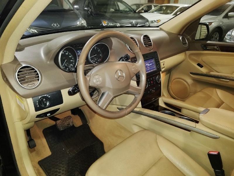 Mercedes-Benz M-Class 2010 price $10,700