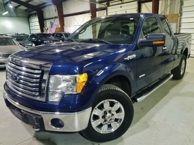 Ford F-150 2012 price $11,950