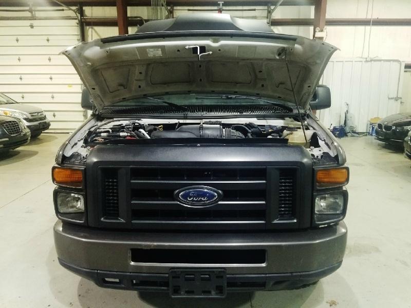 Ford Econoline Cargo Van 2012 price $12,450