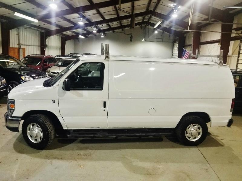 Ford Econoline Cargo Van 2013 price $9,950