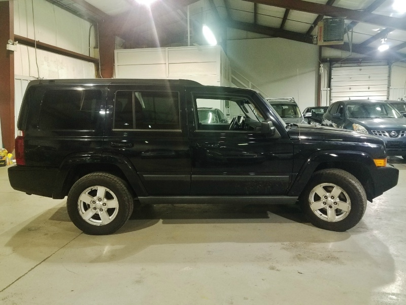 Jeep Commander 2007 price $5,750