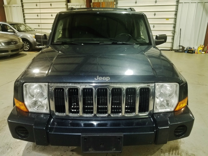 Jeep Commander 2007 price $5,350