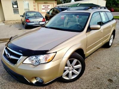 Subaru Outback (Natl) 2008