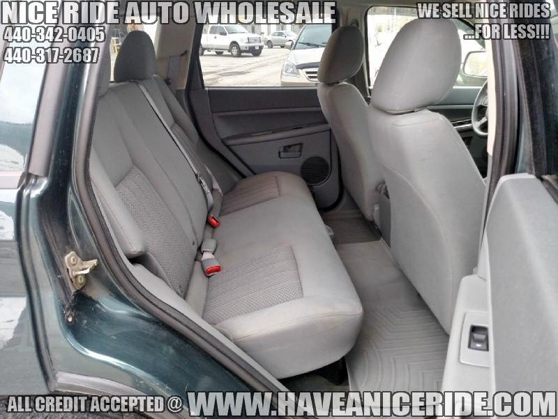 Jeep Grand Cherokee 2006 price $4,950