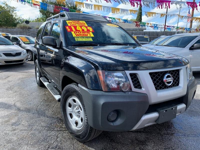 Nissan Xterra 2012 price $12,499