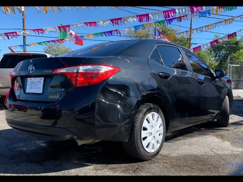 Toyota Corolla 2014 price $11,499