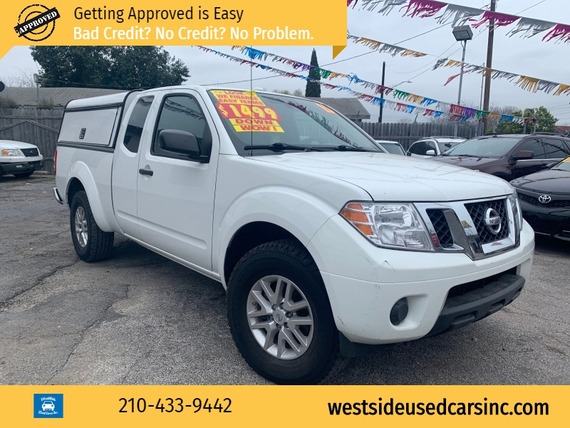 Nissan Frontier 2015 price $15,999