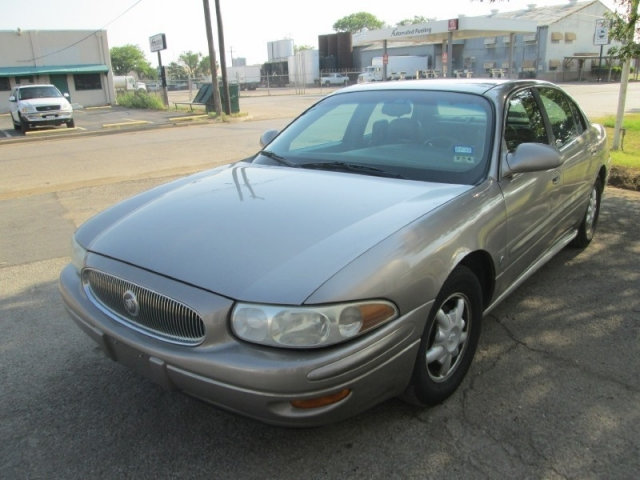 2001 buick lesabre 4dr sdn custom inventory brad kon for 2001 buick lesabre window motor
