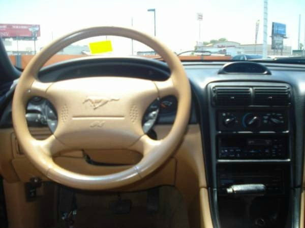 Ford Mustang 1996 price $1,999