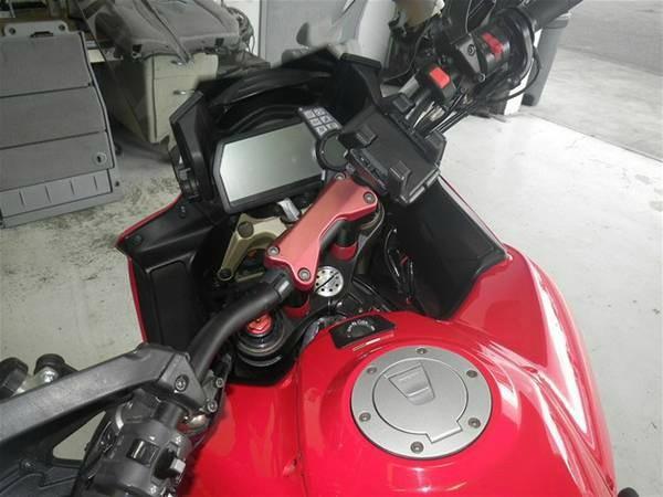 Ducati Multistrada 1200 2011 price 5,395