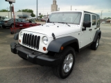 Jeep Wrangler Unlimited 2010