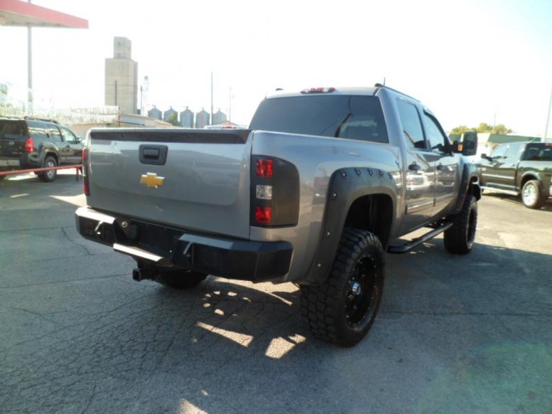 Chevrolet Silverado 1500 2013 price $20,977